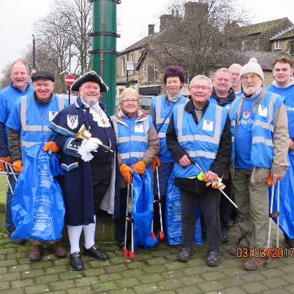 Otley Town Big Clean
